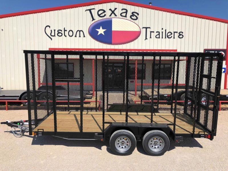 "2020 East Texas 77""X16' 7K Trash Trailer"