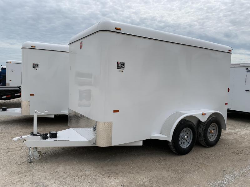 2019 W-W Trailer CC 12X6 Enclosed Cargo Trailer