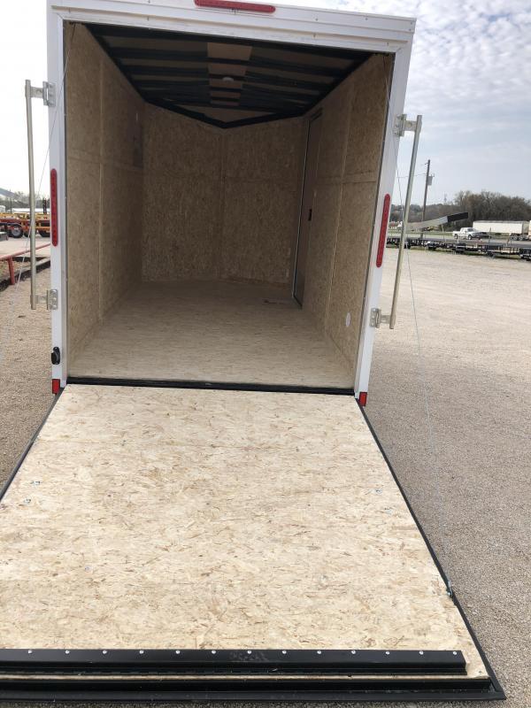 2021 Look Trailers 7'X14' Element Enclosed Cargo Trailer