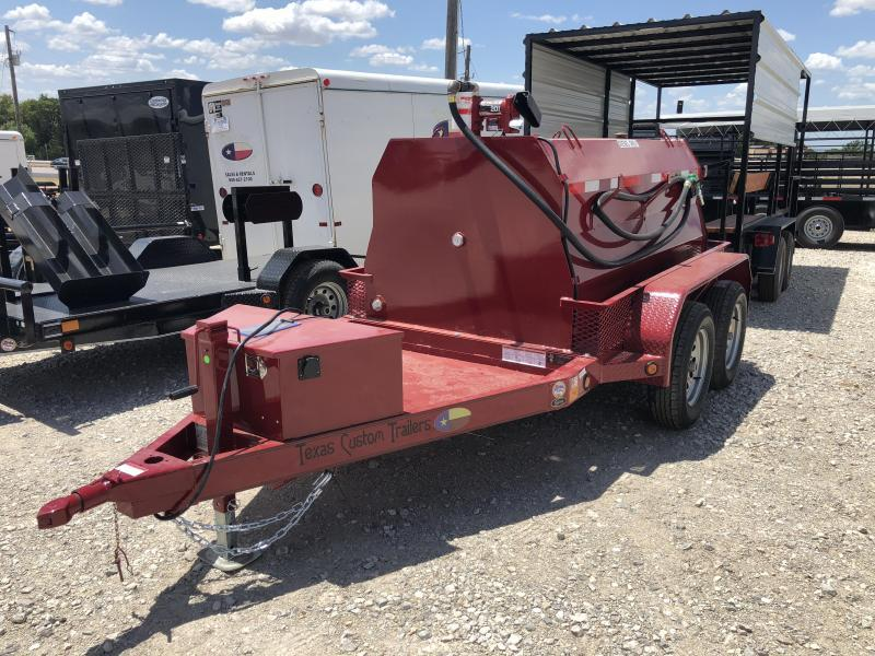 2020 East Texas 5X8 Fuel Tank Trailer