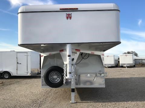 2020 W-W Trailer 24'X8' Enclosed Cargo Hauler Trailer