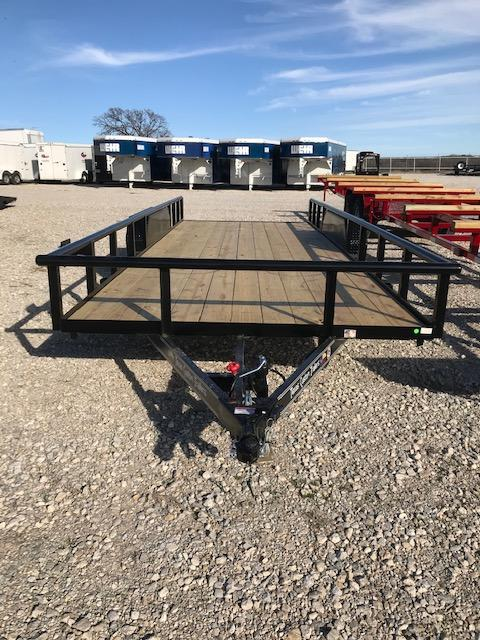 "2020 East Texas 83""X20' Utility Trailer"