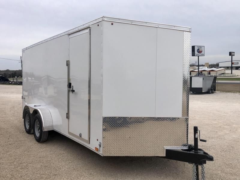 2021 Look Trailers 7'X16' Element SE Enclosed Cargo Trailer
