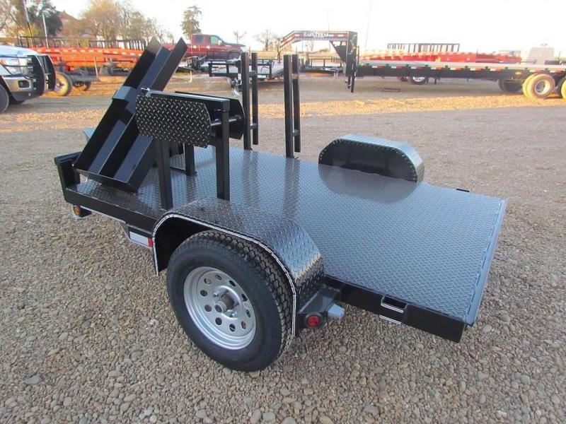 2020 East Texas 5'X10' 3K Welding Trailer