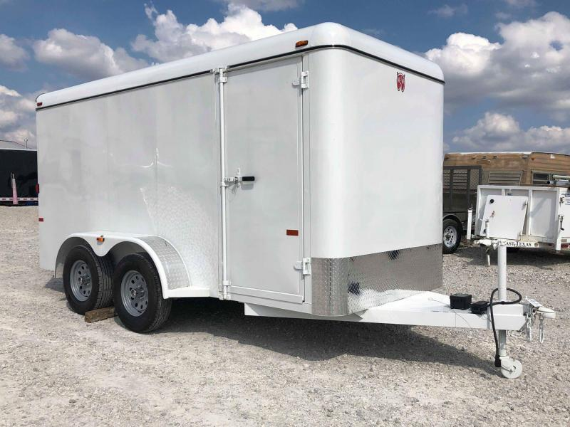 2019 W-W Trailer CC 14X6 Enclosed Cargo Trailer