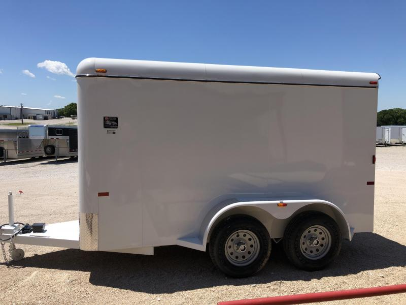 2019 W-W Trailer 6X12 Enclosed Cargo Trailer