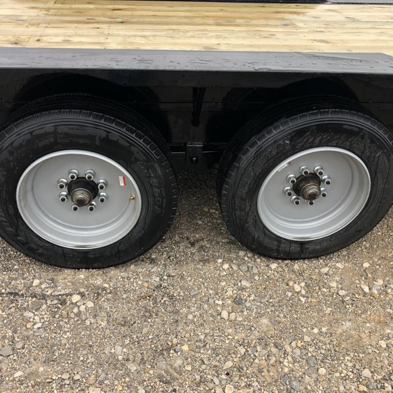 "2020 East Texas 102""X24' 16K Lowboy Equipment Trailer"