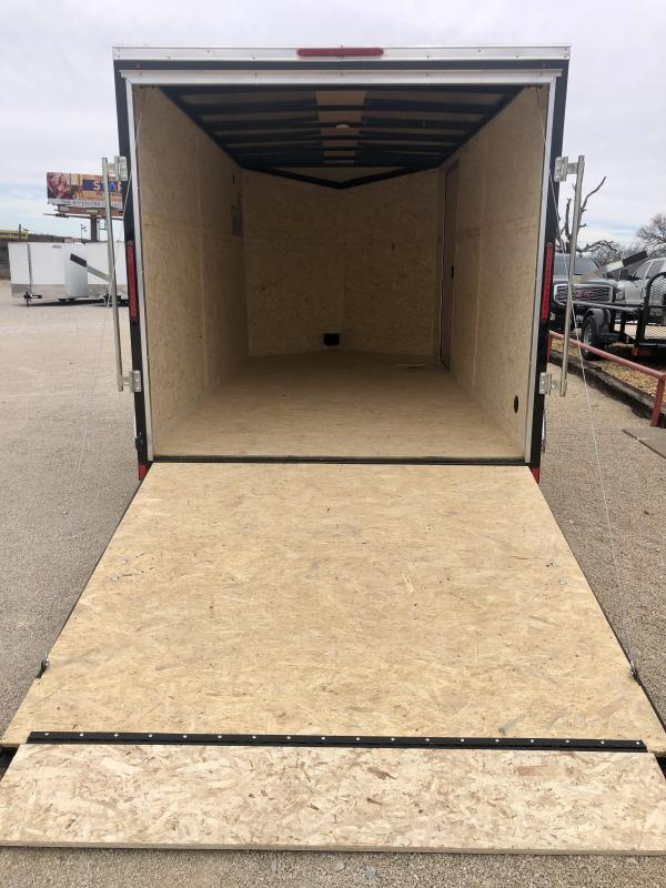 2021 Look Trailers 7'X14' Element SE Enclosed Cargo Trailer