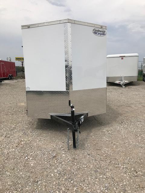 2020 Continental Cargo 6'X12' Enclosed Cargo Trailer