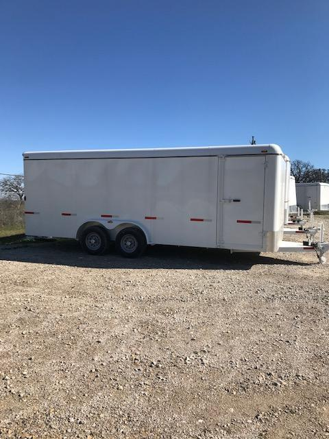 2020 W-W Trailer 20'X8' Enclosed Cargo Trailer