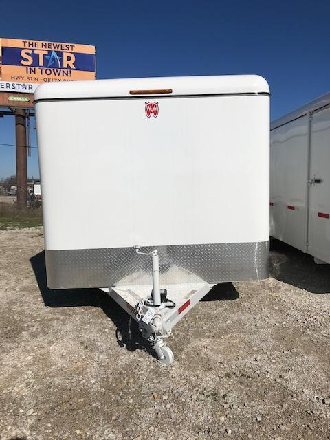 2020 W-W Trailer 20'X8' Enclosed Cargo Trailer
