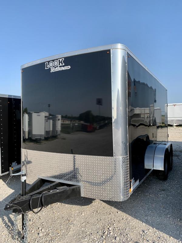 2021 Look Trailers 7'X14' Enclosed Cargo Trailer