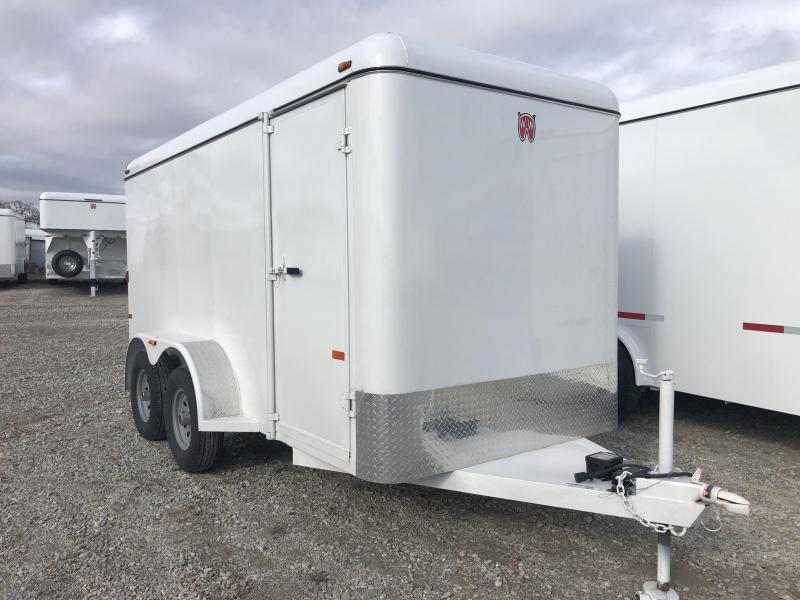 2020 W-W Trailer 14'X6.8 Cargo Carrier