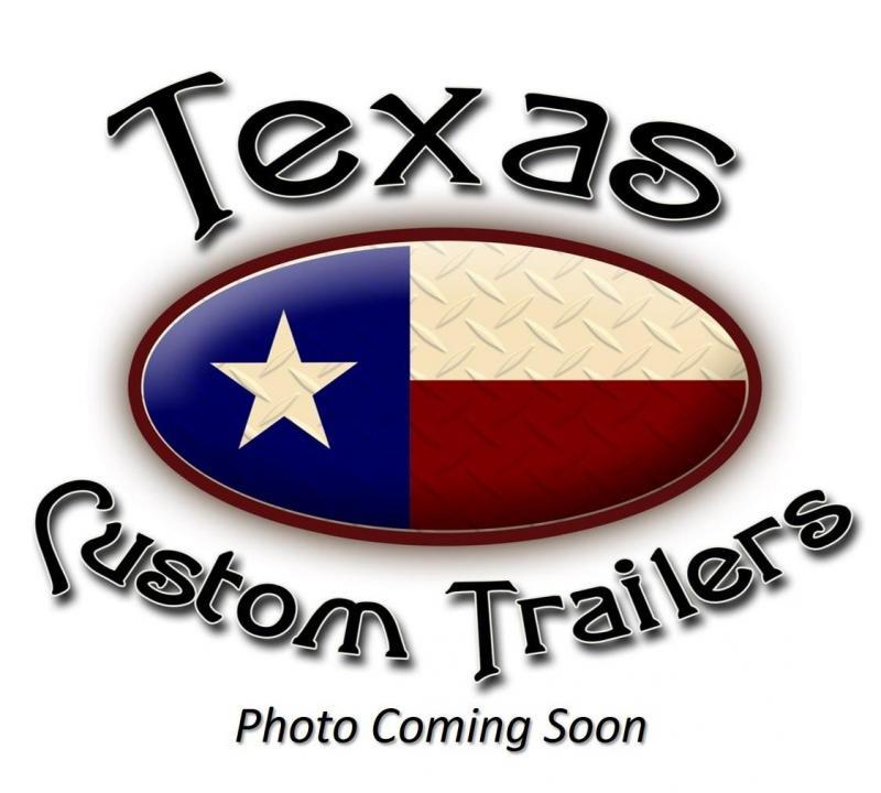 2020 W-W Trailer 20'x6.8' Roustabout Livestock Trailer