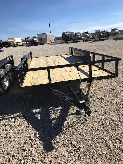 "2020 East Texas 83""X16'  7K Utility Trailer"