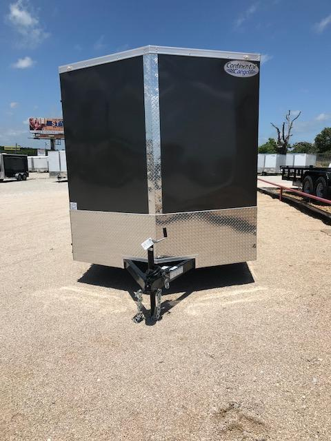 2021 Continental Cargo 7'X14' Enclosed Cargo Trailer