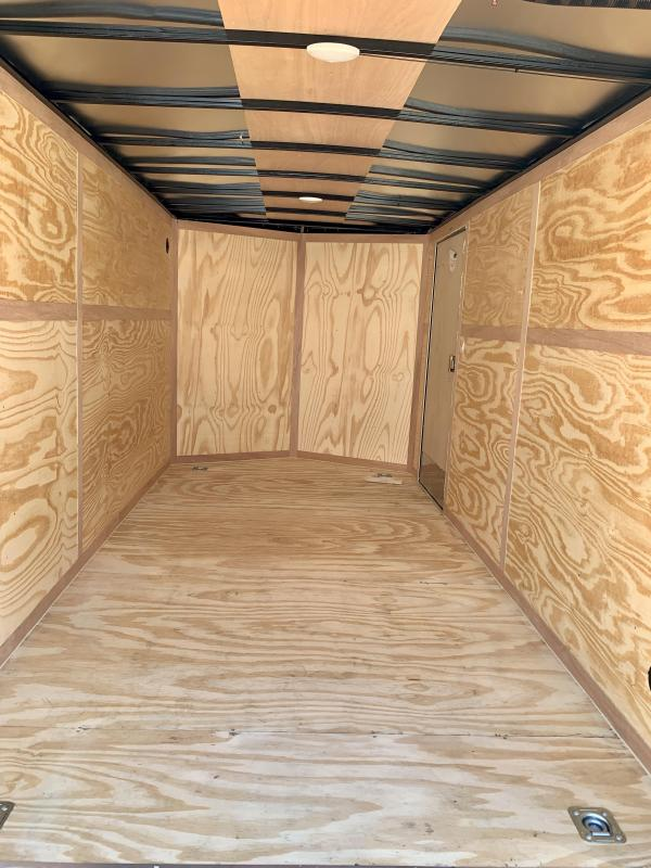 2021 Continental Cargo 7'x14' Enclosed Cargo Trailer