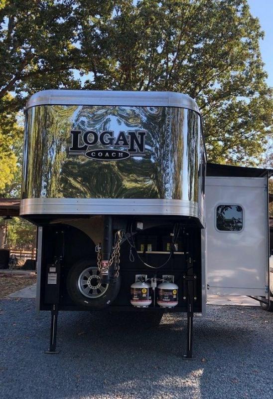 2020 Logan Select 3 Horse Trailer