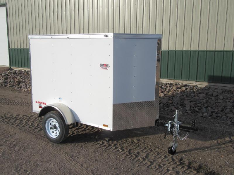 2019 Cargo Mate 4'x6' Enclosed Trailer