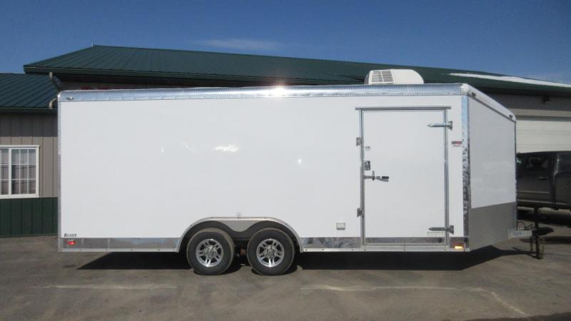 2012 Cargo Mate Cargo Mate Enclosed Cargo Trailer