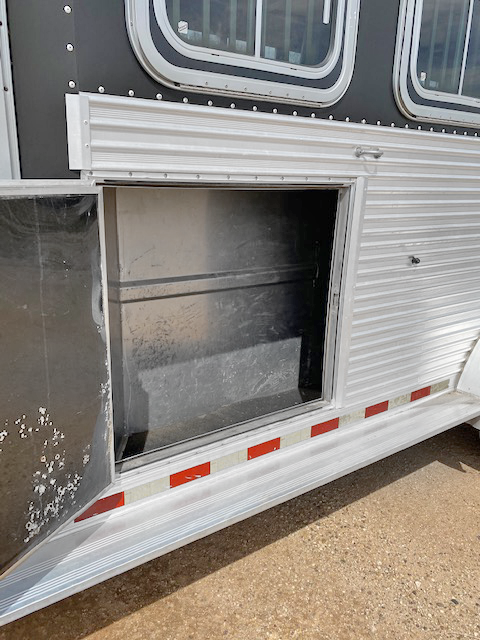 2001 Barrett 3 Horse Trailer