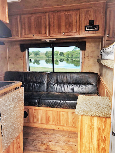 2013 Exiss Living Quarters Stock Combo