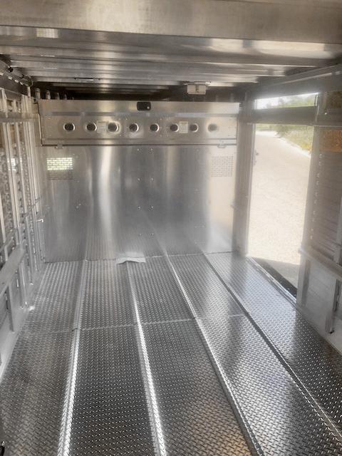 2020 24' EBY Ruff Neck Final Drive Livestock Trailer