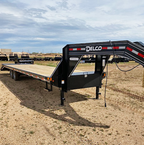 2020 Delco Flatbed Trailer