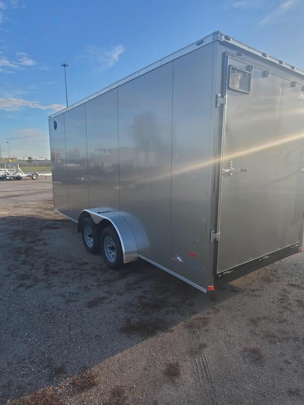 2020 American Hauler NIGHT HAWK FULL 7 X 18' ENCLOSED CARGO Enclosed Cargo Trailer