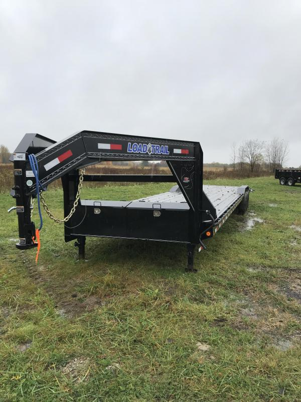 2019 Load Trail GC Equipment Trailer