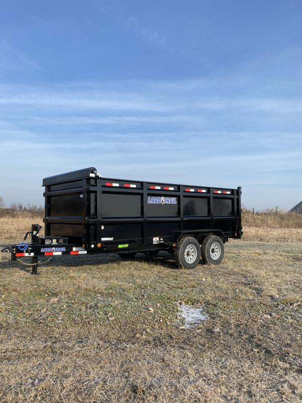 2020 Load Trail DT Dump Trailer