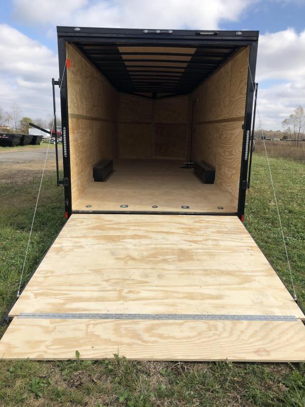 2020 Cargo Mate EHW824TA3 Enclosed Cargo Trailer