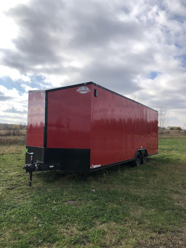 2020 Cargo Mate EHW824TA3 Enclosed Cargo Trailer