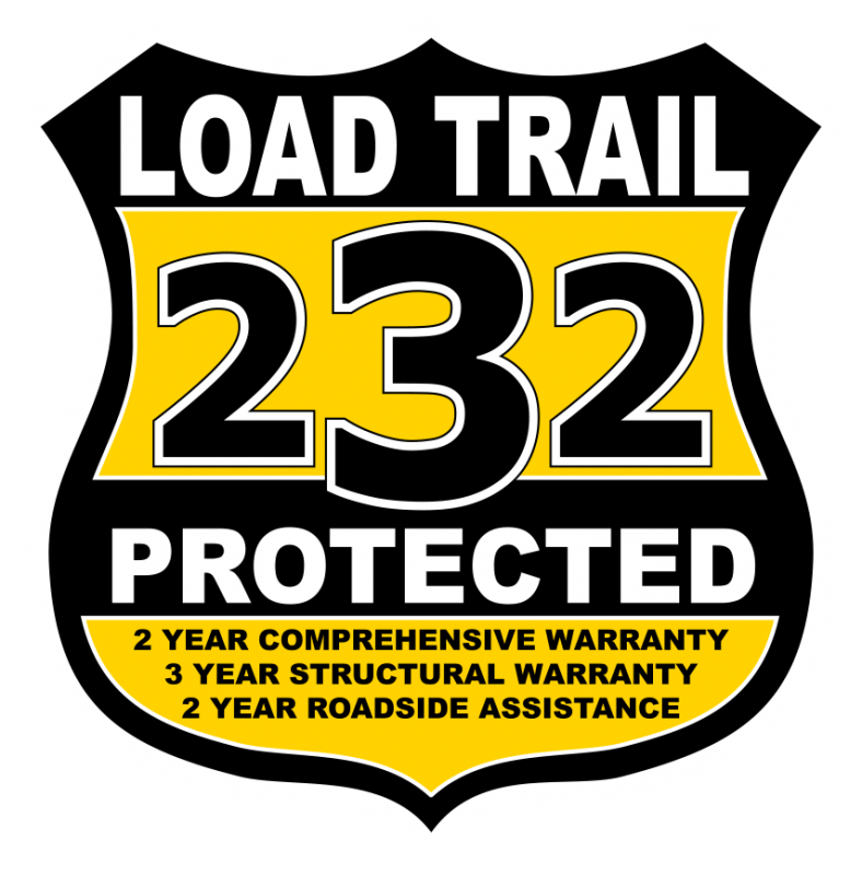 2018 Load Trail TD8116 Equipment Trailer