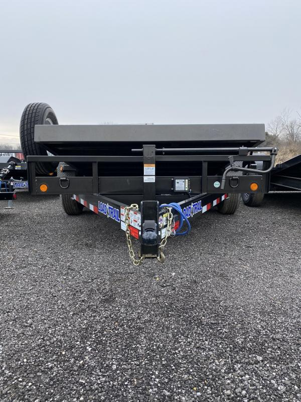 2018 Load Trail TD8116 Equipment Trailer