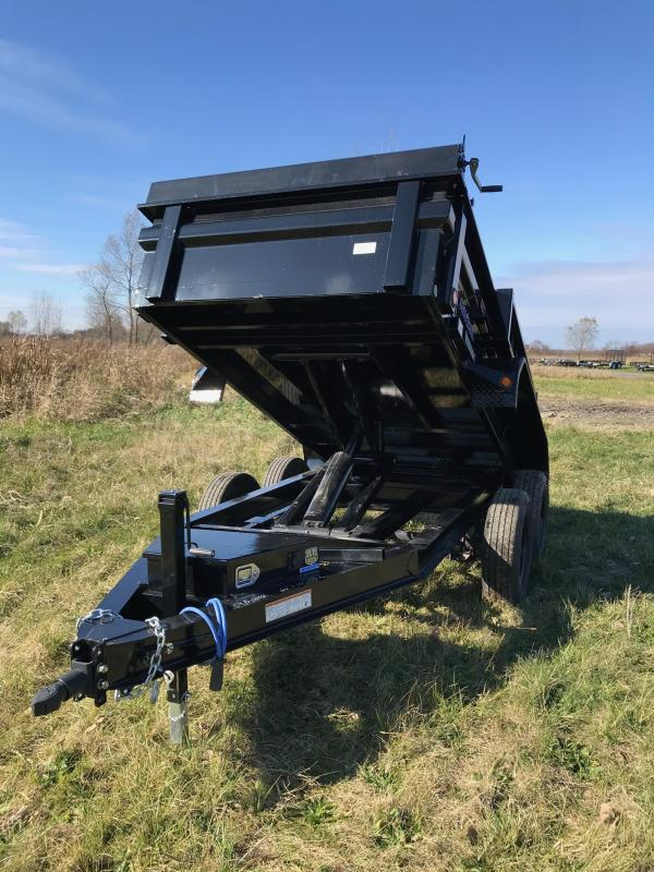 2020 Load Trail Tandem Axle Dump Dump Trailer
