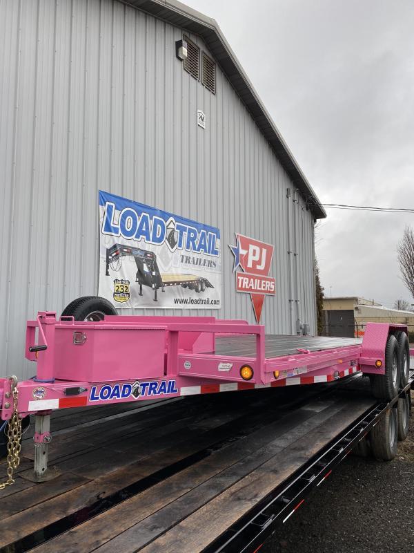 2018 Load Trail CH Equipment Trailer