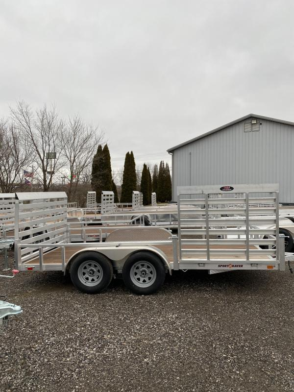 2019 Sport Haven AUT714T Utility Trailer
