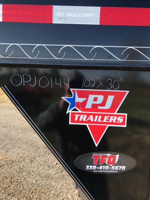 2020 PJ Trailers LD Equipment Trailer