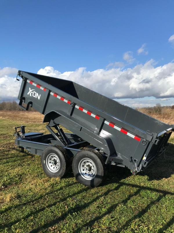 2020 X-On DT Dump Trailer
