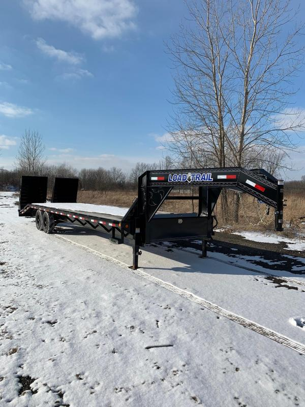 2019 Load Trail GH Flatbed Trailer