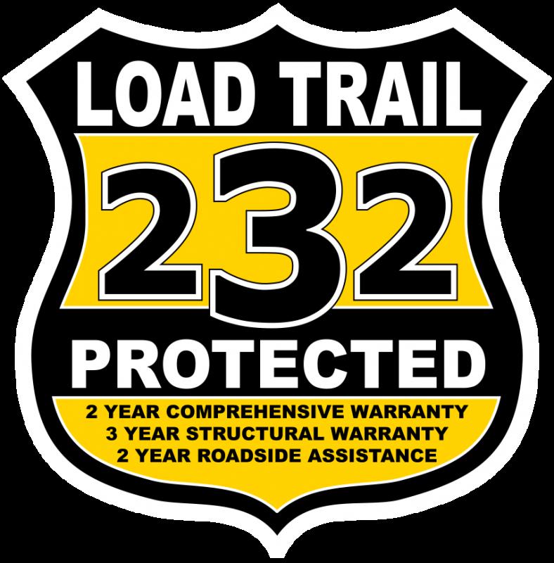 2019 Load Trail GH Flatbed Trailer