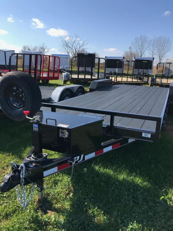 2020 PJ Trailers CE Equipment Trailer