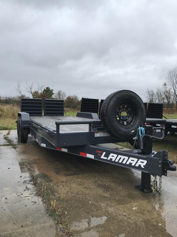 2019 Lamar Trailers HD Equipment Trailer