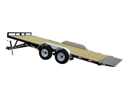 2019 PJ Trailers 83 in. Manual Tilt (TM) Car / Racing Trailer