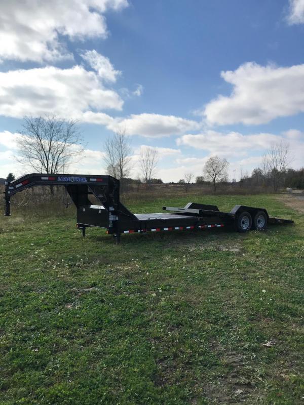 2018 Load Trail GN8326072_15243 Equipment Trailer