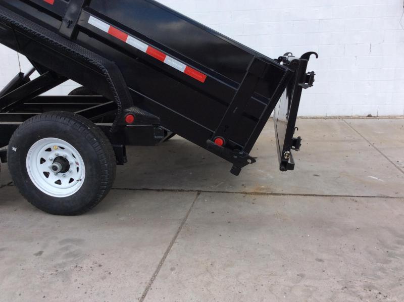 **$8600 Cash** 2018 14FT PJ Gooseneck Tandem Axle Dump Trailer