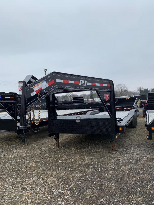 2019 PJ Trailers B8 Equipment Trailer