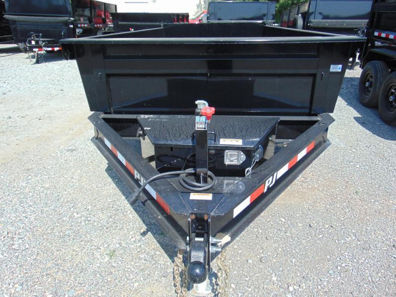 *SPECIAL $7400 CASH* 2019 PJ Trailers Low Pro 83X14 Dump 14K