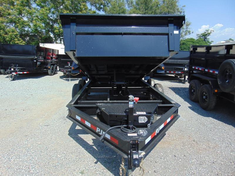 *SPECIAL $7000 CASH* 2019 PJ Trailers Low Pro 83X14 Dump 14K